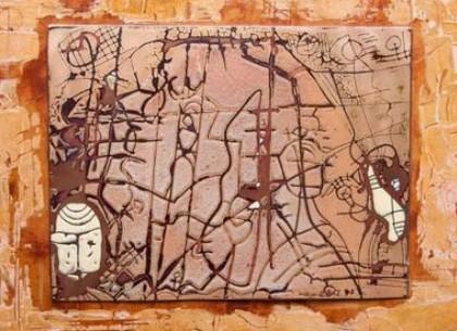 Харьковчан приглашают на выставку художественной эмали