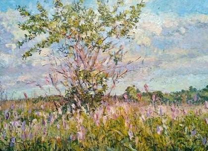В «Бузке» покажут выставку живописи Юрия Бугеры «Стежками рідного краю»
