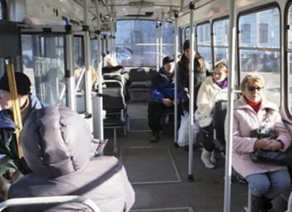 Льготники из Харьковской области не смогут бесплатно пользоваться пассажирским транспортом в Харькове