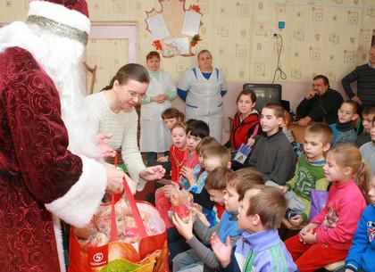 Волшебный мешок Деда Мороза (ФОТО)