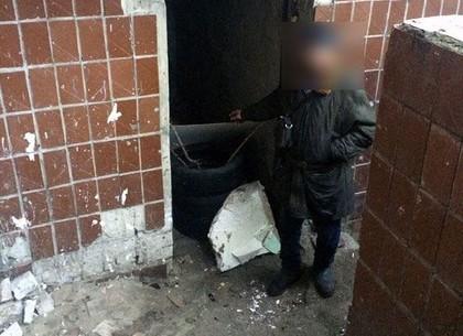 Харьковские полицейские задержали вора-рецидивиста