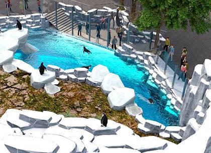 Как будет выглядеть зоопарк после реконструкции (ВИДЕО)