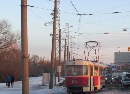 На Салтовке изменится маршрут движения трамваев