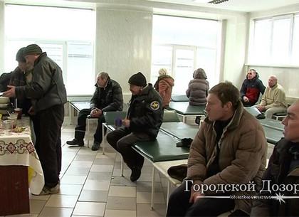 На базе Московского терцентра работает круглосуточный пункт обогрева
