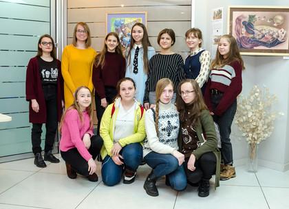 «Мир вокруг нас» глазами юных художников Харькова