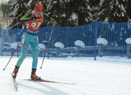 Харьковские биатлонистки выиграли чемпионат Украины