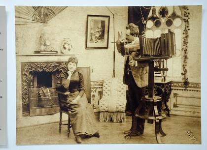 В Харькове проходит выставка работ известного фотографа конца XIX века