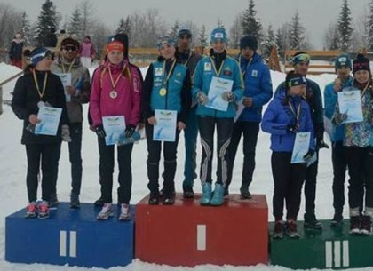 Биатлонисты Харьковщины на чемпионате Украины завоевали 2 «золота»