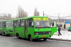 Харьковчанин предлагает штрафовать водителей за «резиновые» маршрутки