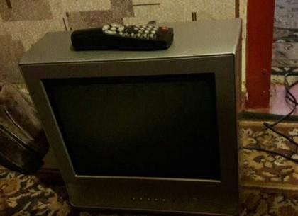На Харьковщине мужчина украл телевизор из-за водки