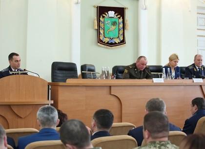 В Харьковской области улучшилось состояние борьбы с преступностью
