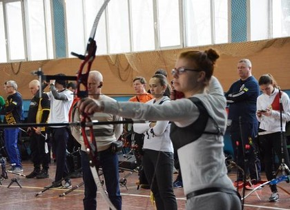 Лучники Харьковщины уверенно победили на «Кубке Рубана»