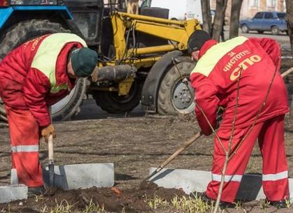 В Харькове готовятся к весенней уборке города