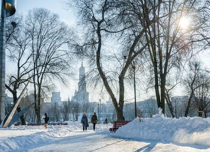 Харьков во второй день весны