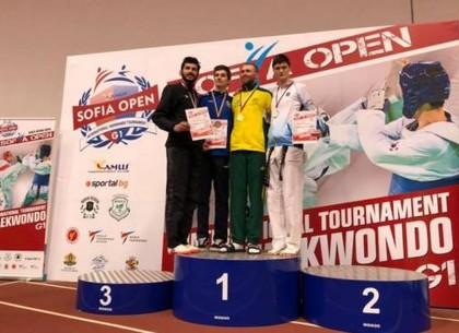 Харьковчанин завоевал «серебро» в Болгарии