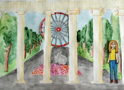 Мультфильмы, созданные харьковскими детьми, показали в Беларуси