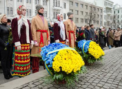 В Харькове почтили память Тараса Шевченко