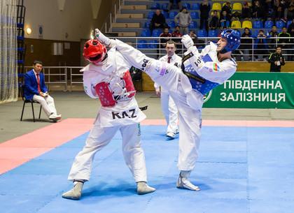 Харьковские тхеквондисты выиграли главный трофей «UkraineOpenCup»