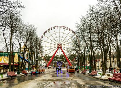 Весенние каникулы в парке Горького: программа