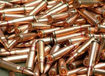 Под Харьковом силовики изъяли полцинка патронов у мужчины