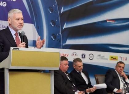 Машиностроители со всей Украины разрабатывали новые подходы развития отрасли