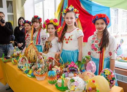 В Новобаварском районе прошёл конкурс «Писанка - 2018»