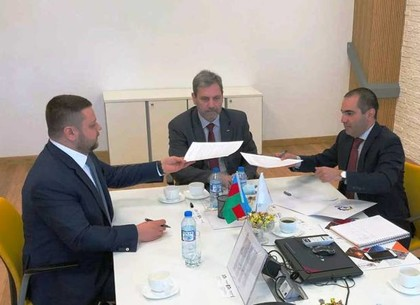 Харьковский завод подписал соглашение с иностранцами