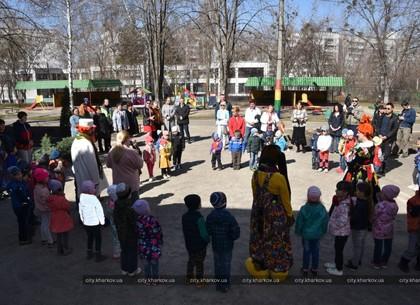 В детском саду на Салтовке открыли новые группы
