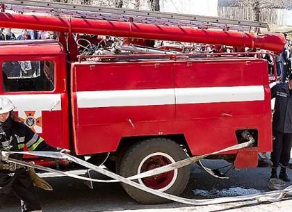 В школе в Основянском районе провели противопожарные учения