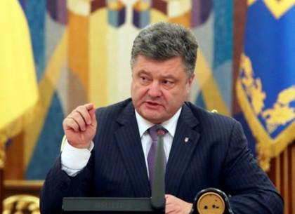 Президент предложил подготовить предложения по прекращению участия Украины в СНГ