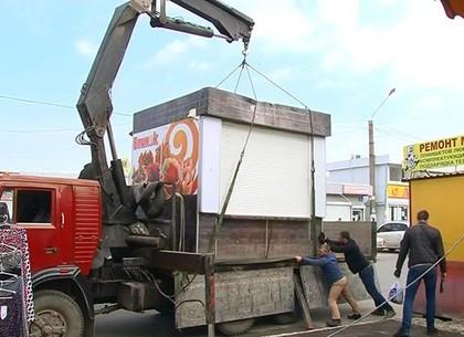 В Харькове только 5% МАФов работает законно: горсовет (ВИДЕО)