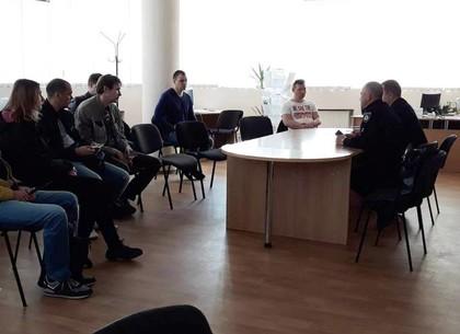 В Харькове безработные хотят стать полицейскими