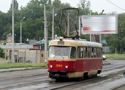 Трамвай №7 временно изменит маршрут