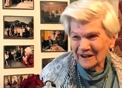 Участник Второй мировой Маргарита Судакова отпраздновала 90-летие