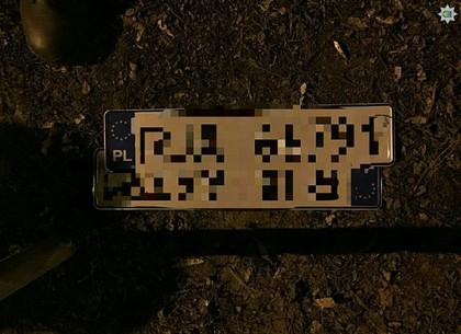 Ночью в Харькове задержали двух автоворов