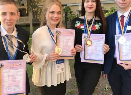 Харьковские школьники одержали 40 побед на конкурсе работ Малой академии наук