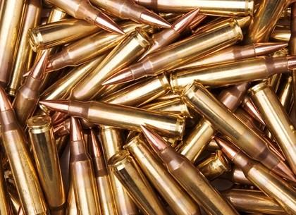 В Харькове полицейские охраны обнаружили у гражданина сотню патронов