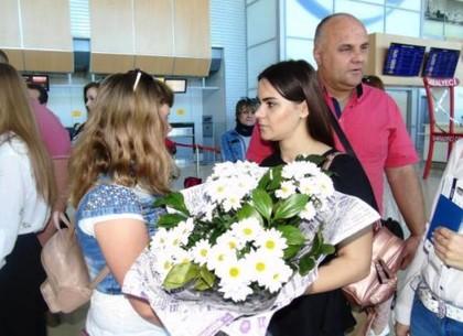 Талантливые дети Харьковщины вернулись с отдыха в Албании