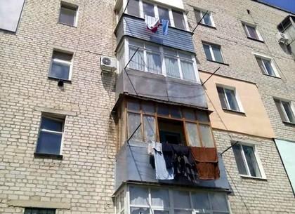 На Харьковщине восьмилетний мальчик выпал из окна