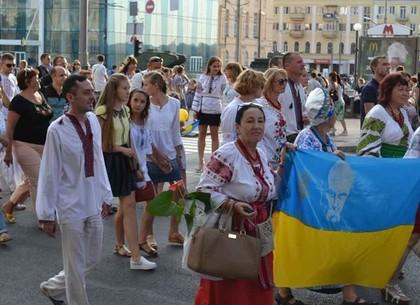 День вышиванки в Харькове: по центру пройдут шествие и парад