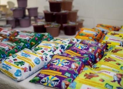 Харьковская фабрика-кухня детского питания планирует выпуск новой продукции