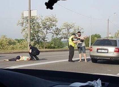 Возле Острова на Журавлевке насмерть сбили пешехода (ФОТО)