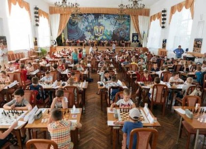 Юные харьковские шахматисты успешно выступили на чемпионате Украины