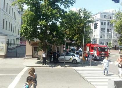 В Харькове снова «минировали» бизнес-центры