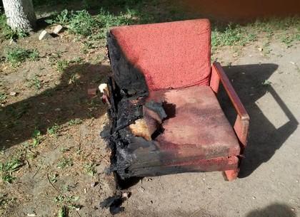На Харьковщине в результате неосторожности пожилая женщина получила ожоги (ФОТО)