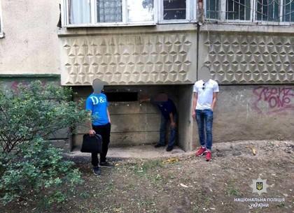В Харькове задержали мужчину, укравшего телефонный кабель (ФОТО)