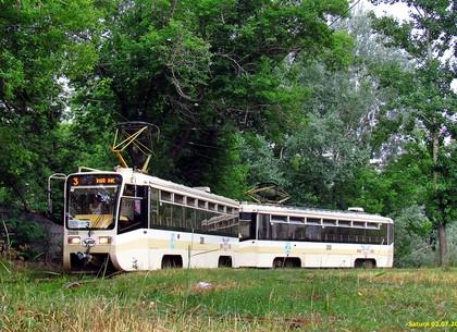 В выходные на Залютино не будут ходить трамваи