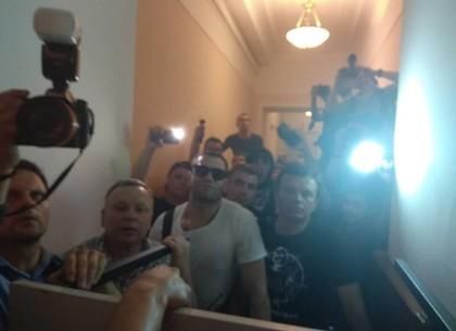 «Мрази и ублюдки» – так харьковчане охарактеризовали «активистов», устроивших беспорядки в мэрии