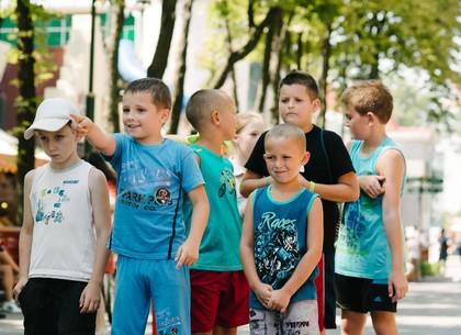 «Змагання патріотів» в парке Горького: программа на праздники