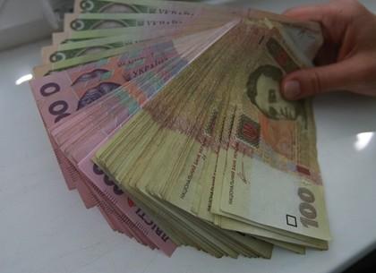 Уплата налога на доход в Харькове выросла на четверть